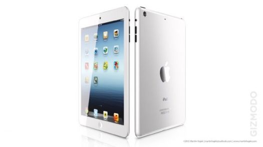 It should be beautiful if Apple plans to make like this one
