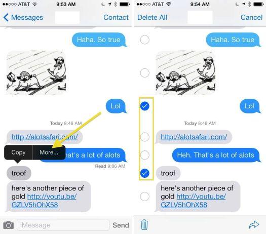 Delete-Text-Messages